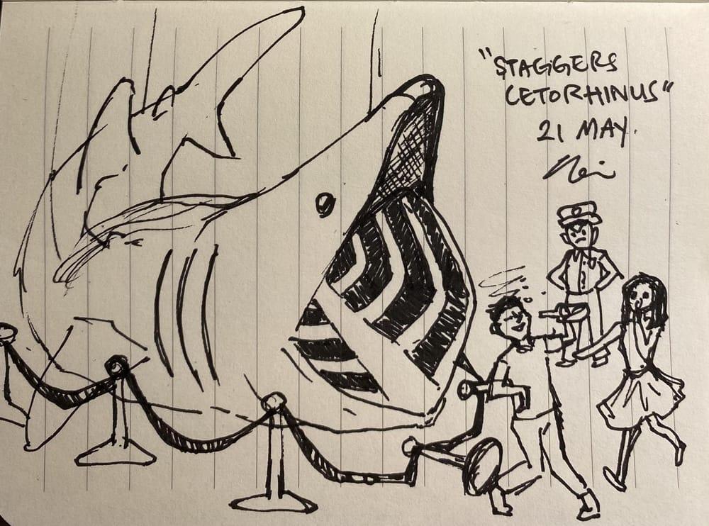 Nerissa's Random Word Doodles - image 9 - student project