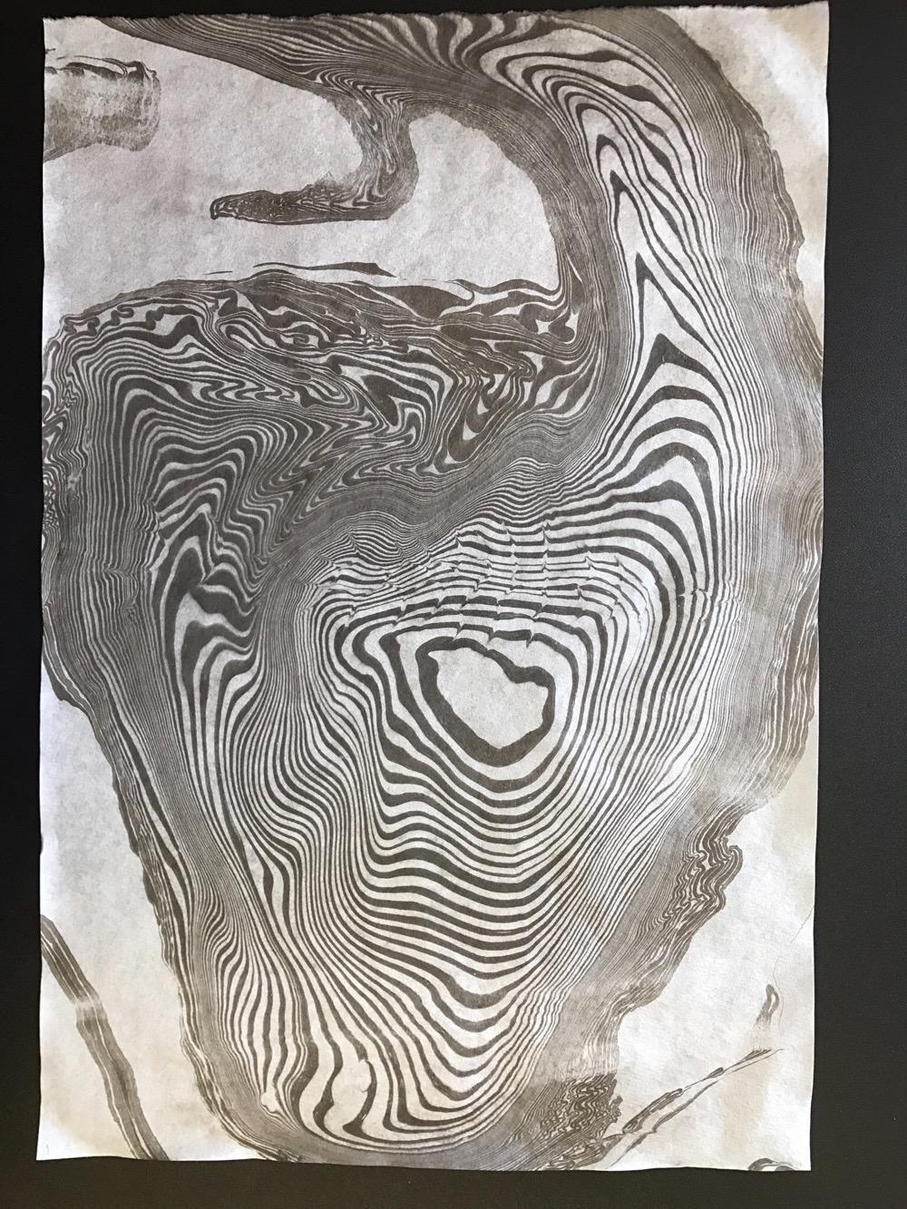 Mandy's Suminagashi - image 4 - student project