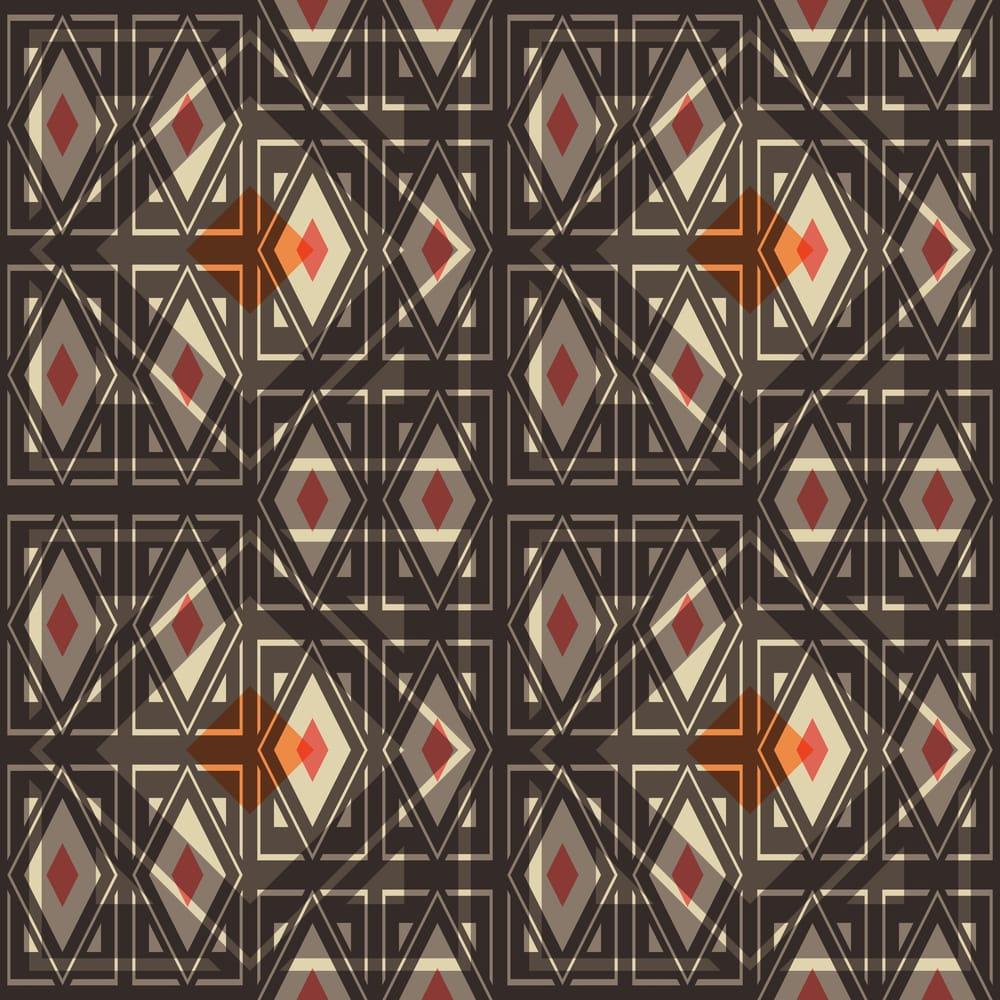 Diamond patterns - image 1 - student project