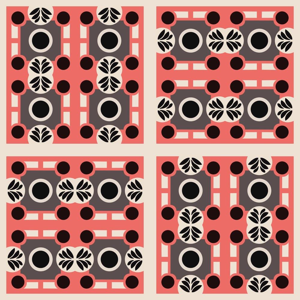 Diamond patterns - image 2 - student project
