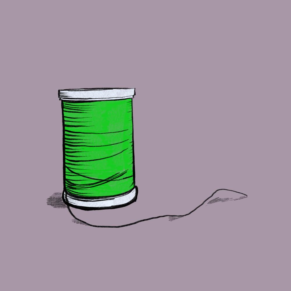 Spool of Thread - Light - image 1 - student project