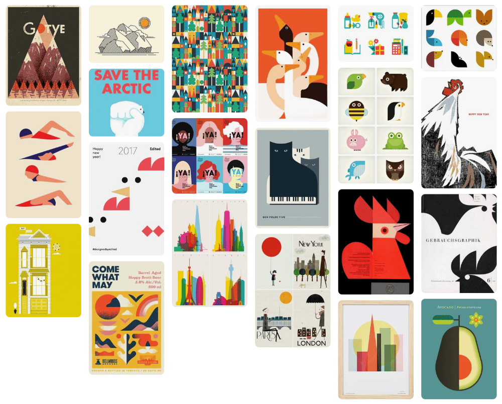 A brand new proposal: color, form and emphasis. - image 2 - student project