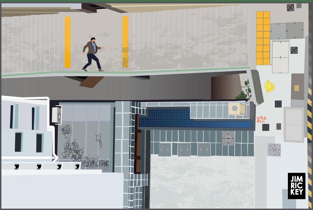 Platformer - Jim Rickey - image 1 - student project