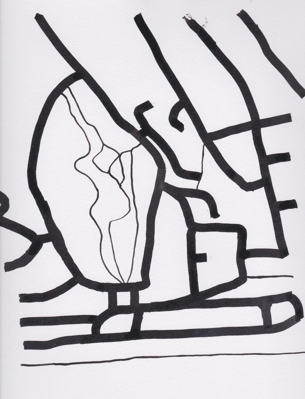 St Leonards Map - image 2 - student project