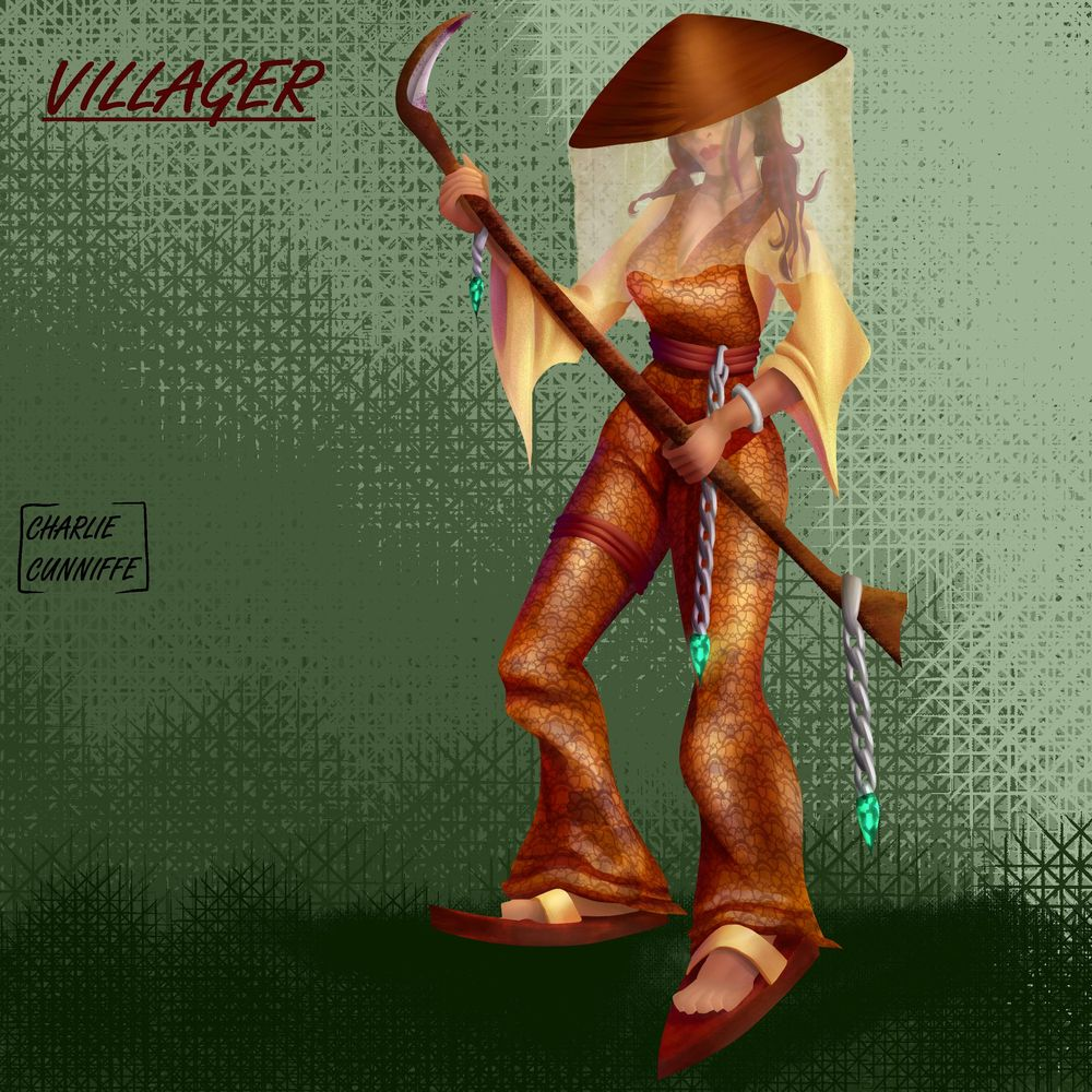 Villager - image 1 - student project