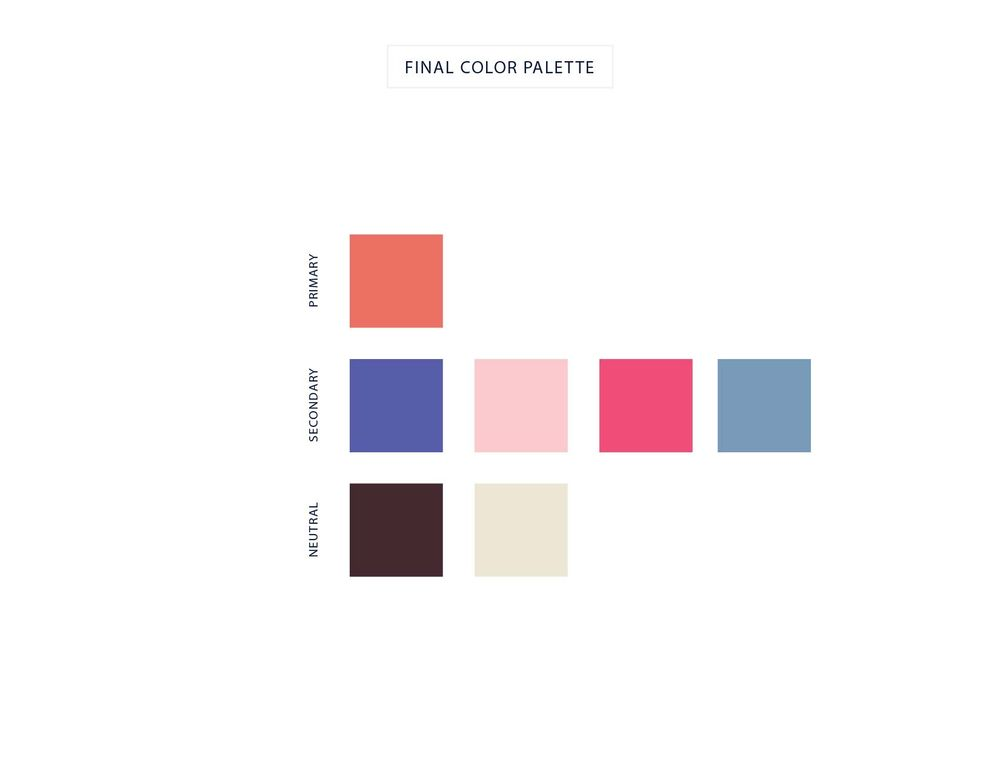 Brand Color Palette - image 2 - student project