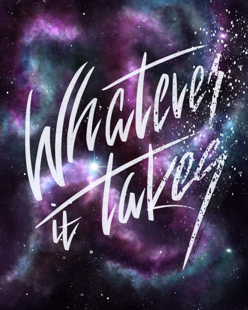 Whatever it Takes - image 1 - student project