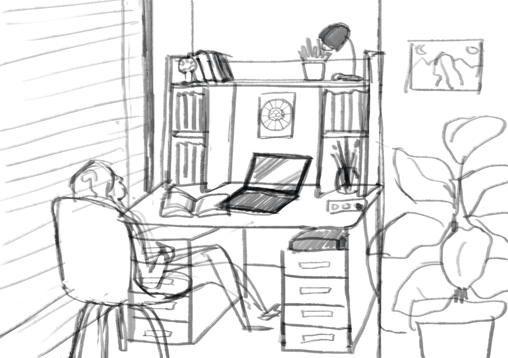 My Work Space - image 3 - student project