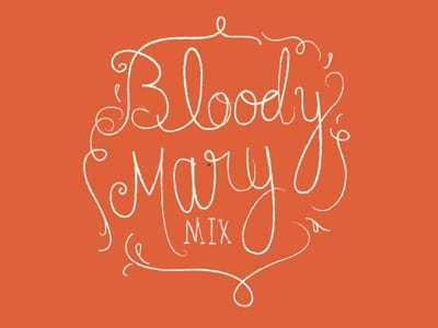 The Von-Holder Kitchen: Bloody Mary Mix - image 12 - student project