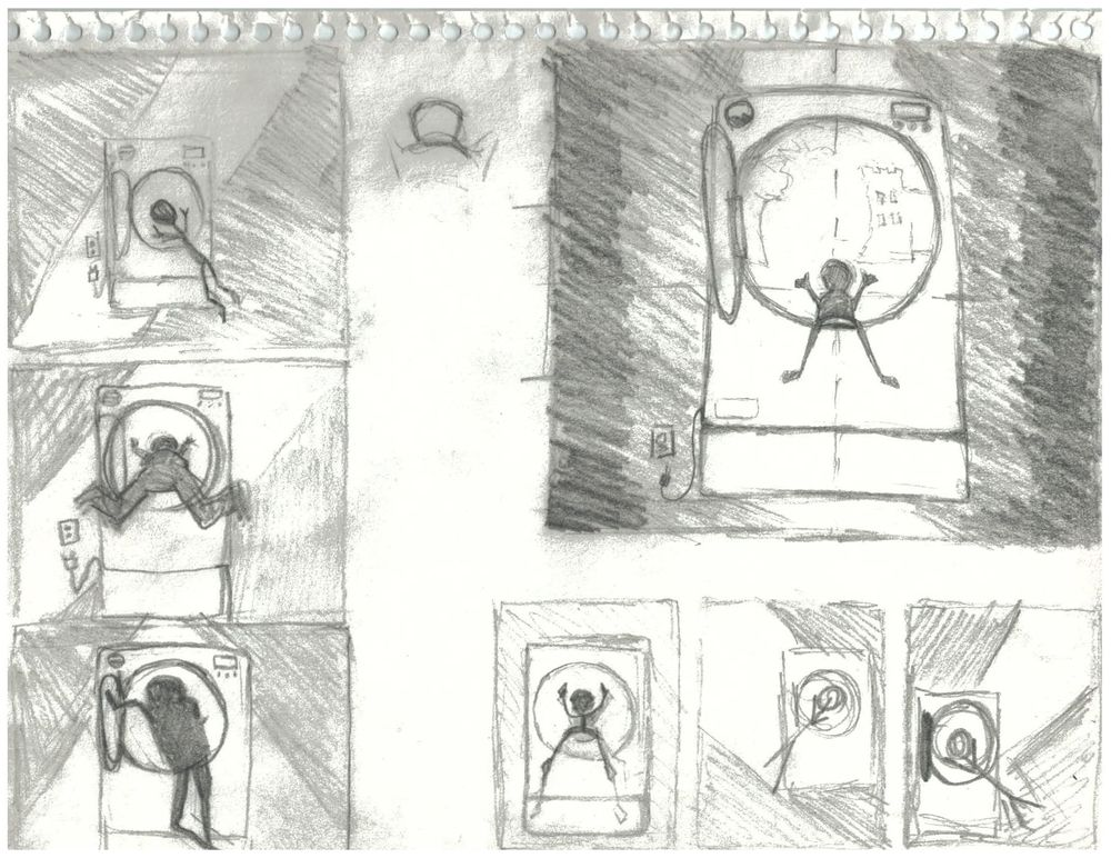 Theseus and the Minotaur - image 4 - student project