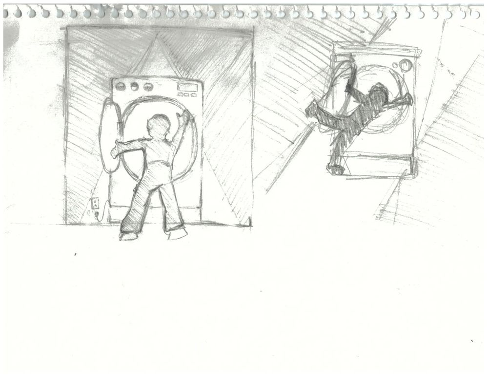 Theseus and the Minotaur - image 3 - student project