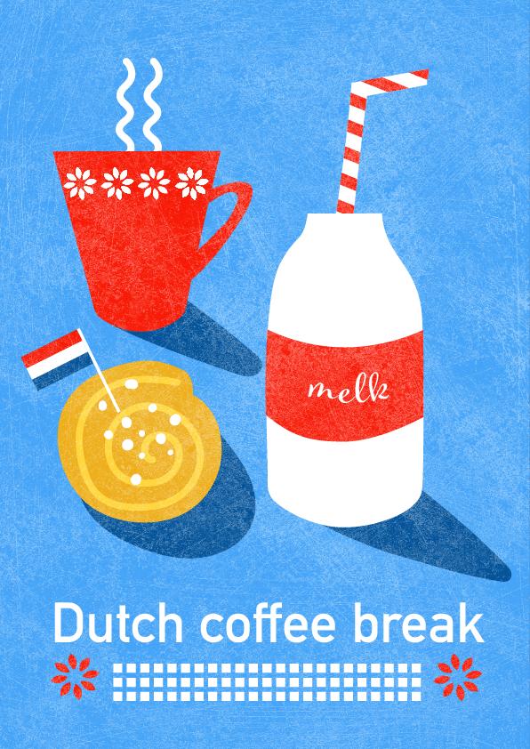Dutch coffee break - image 1 - student project
