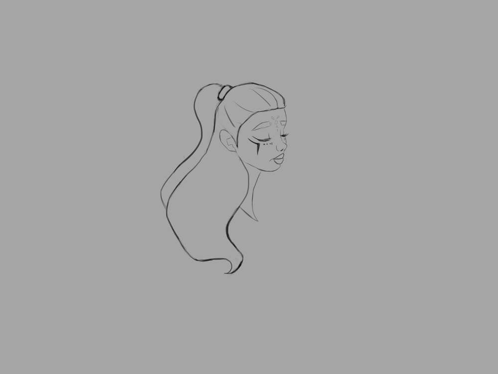 Zenith Hairstyle - image 2 - student project