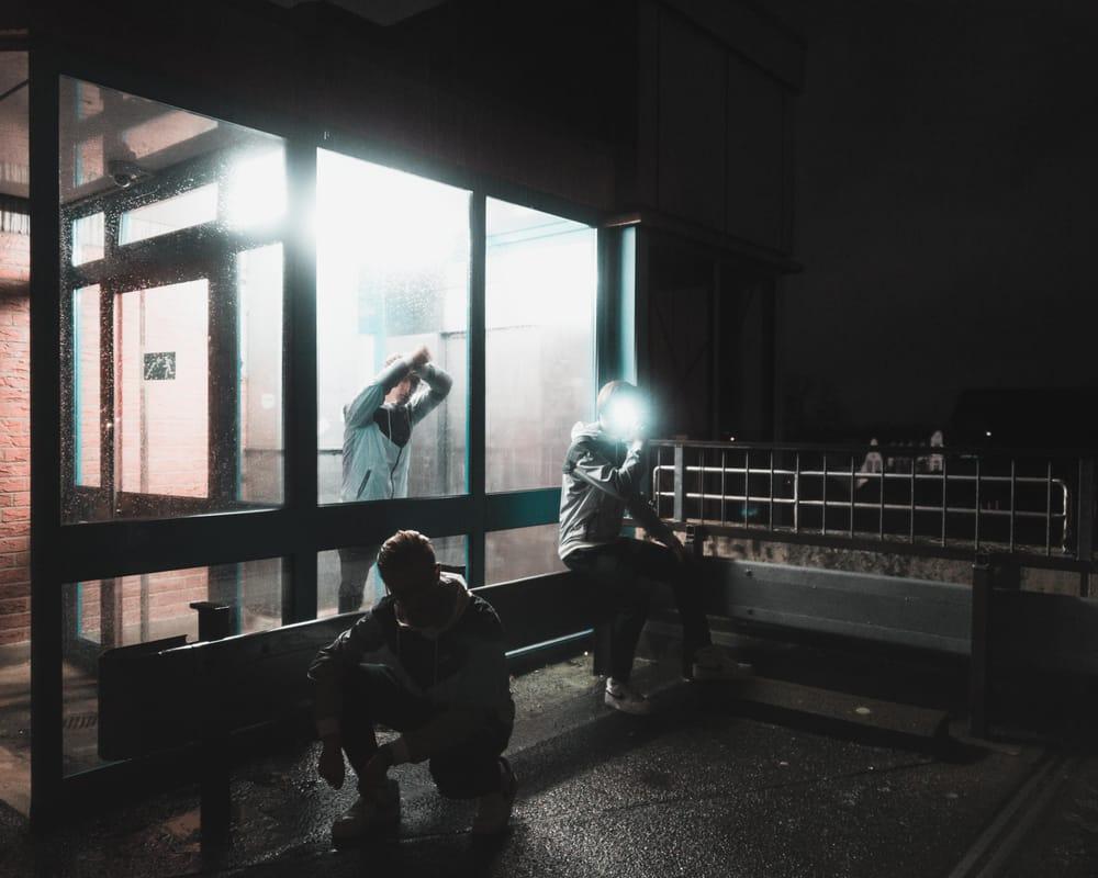 Nighttime Photoshooting - image 1 - student project