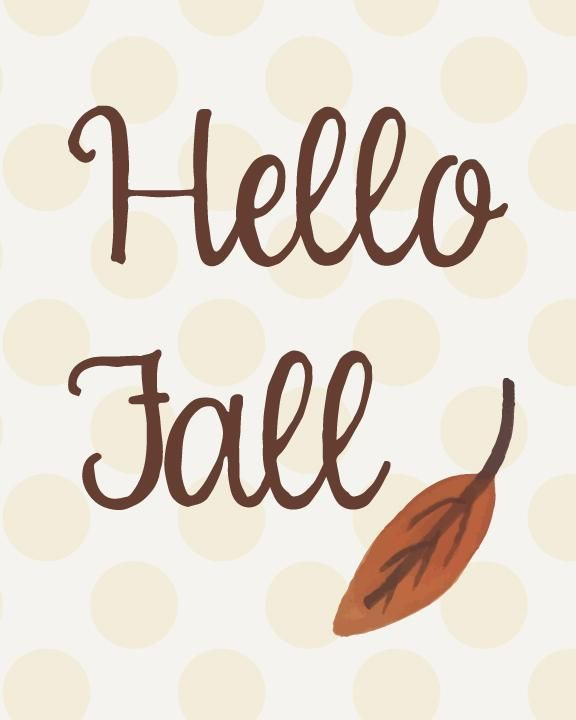 Fall Printables - image 2 - student project