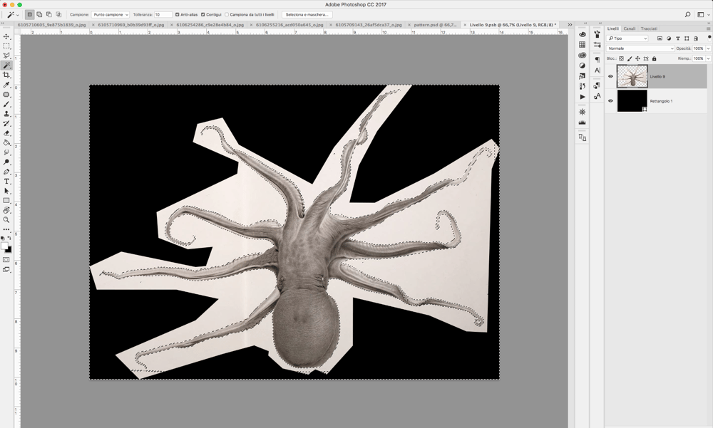 Tentacle - image 5 - student project