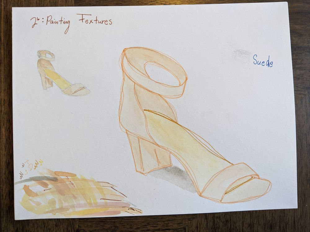 Watercolor Painting: The Basics - image 3 - student project