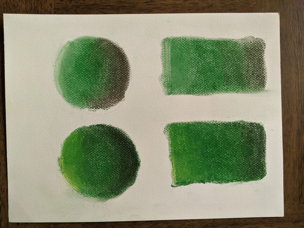 Soft Pastels for Beginners - image 1 - student project