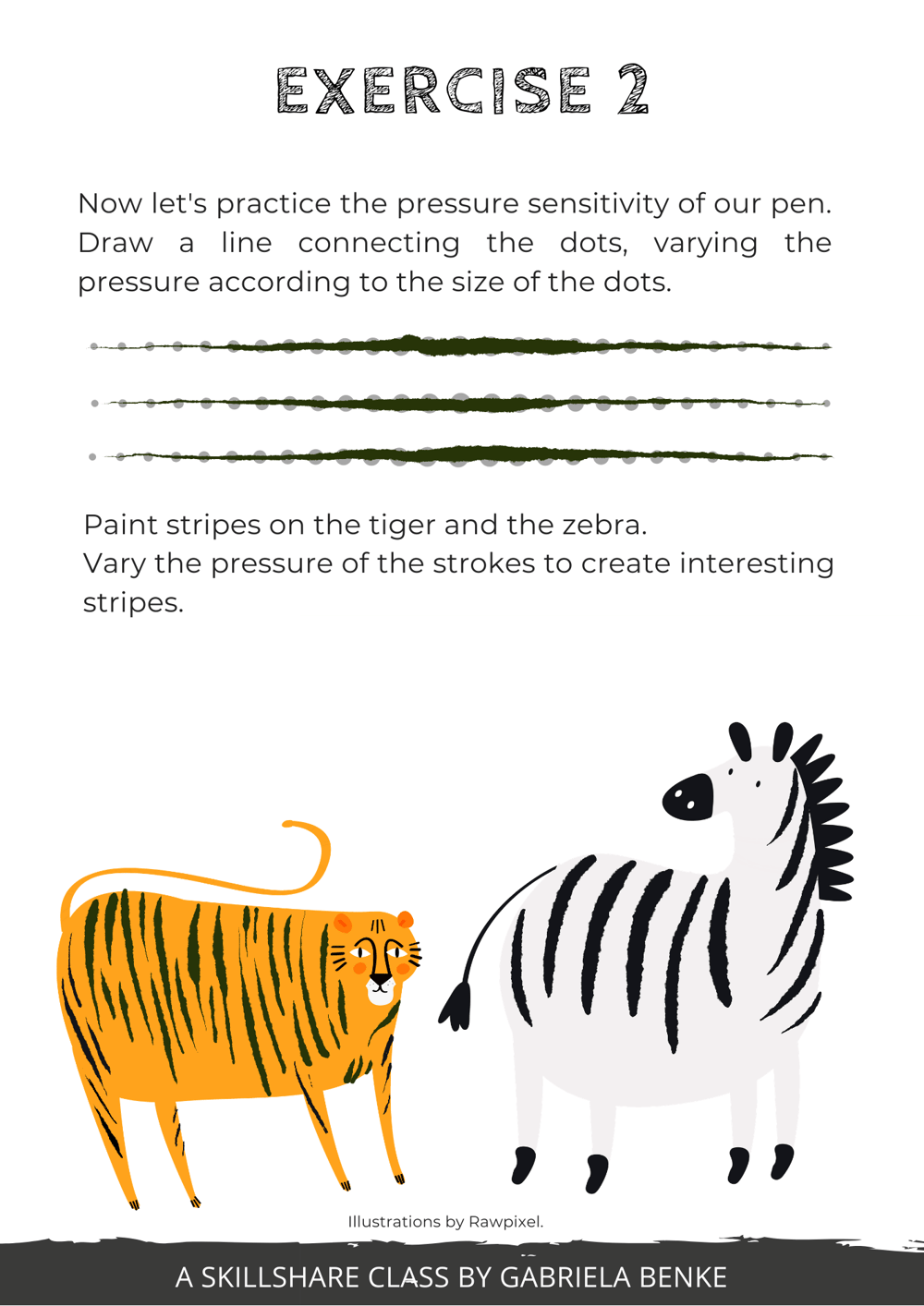 The Beginner's Guide to Drawing Smooth Lines - image 3 - student project
