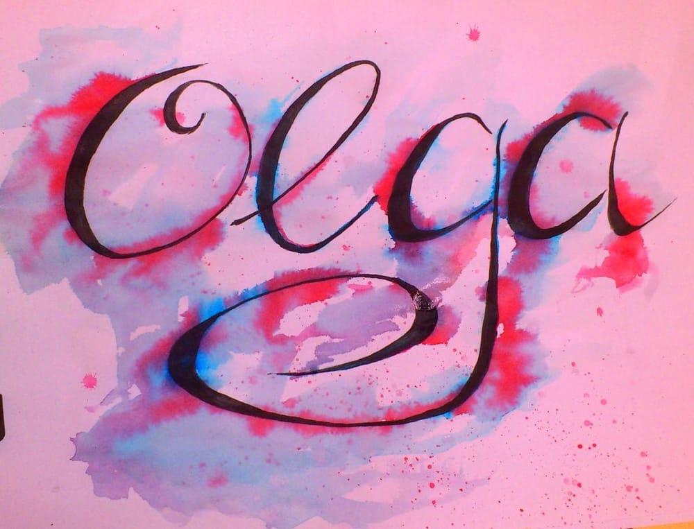 I'm Olga. - image 2 - student project