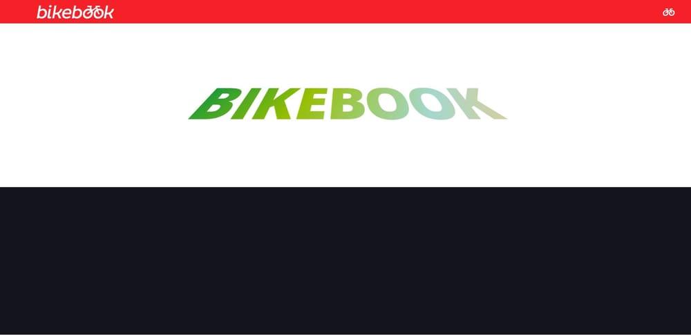 BikeBook - Web Typography Mini-site - image 1 - student project