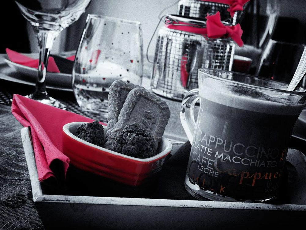 Winter Coffee Break - image 1 - student project