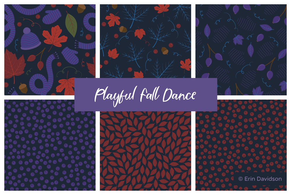 Playful Fall Dance - image 9 - student project