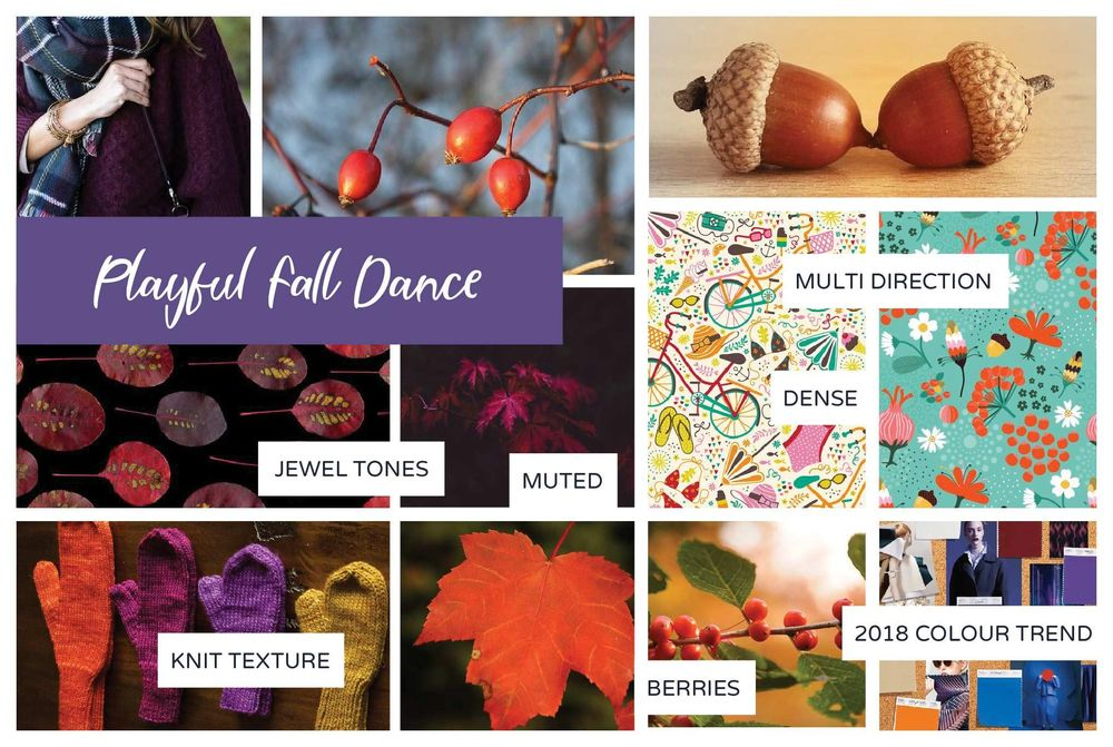 Playful Fall Dance - image 1 - student project