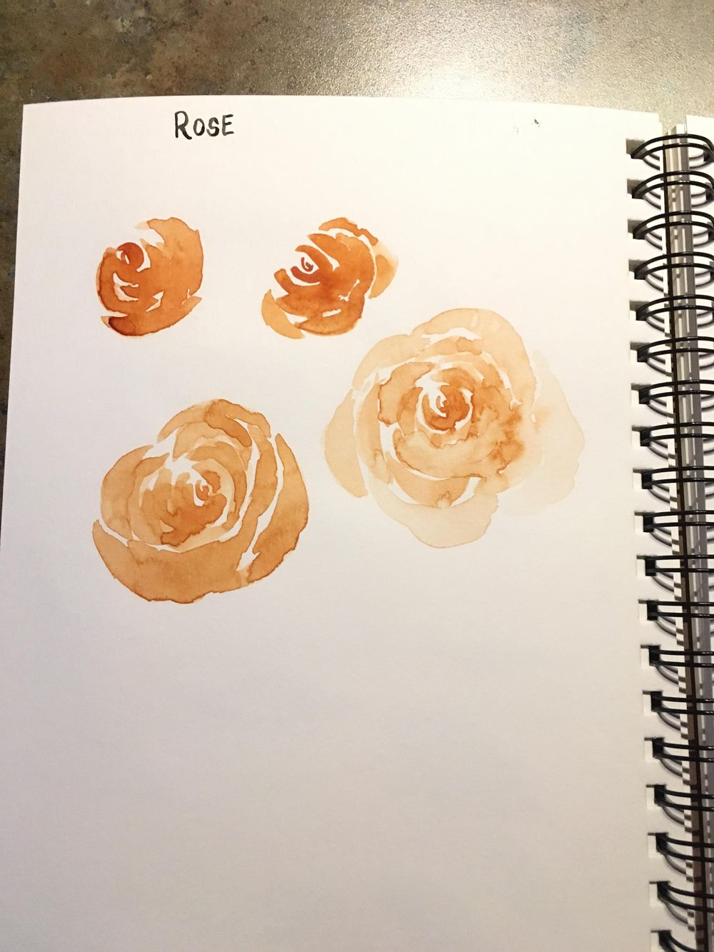 Loose Florals - image 4 - student project