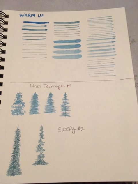 Loose Pines - image 1 - student project