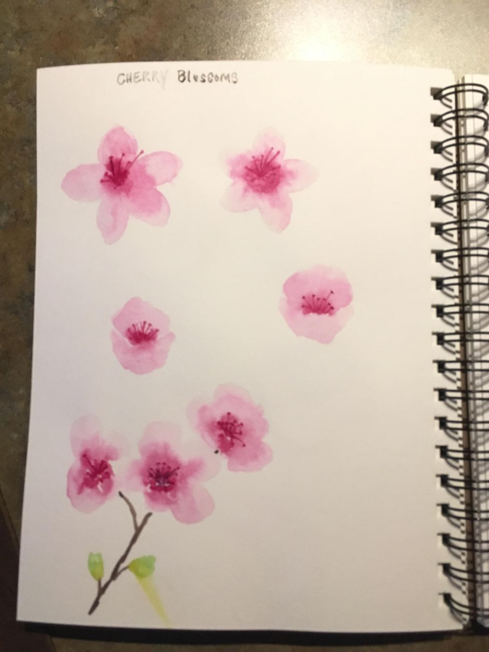 Loose Florals - image 6 - student project