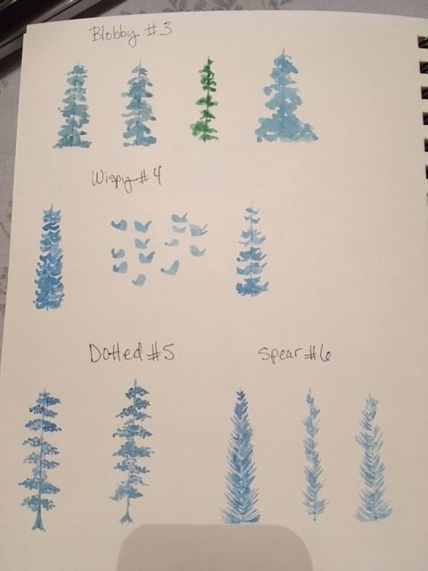 Loose Pines - image 2 - student project