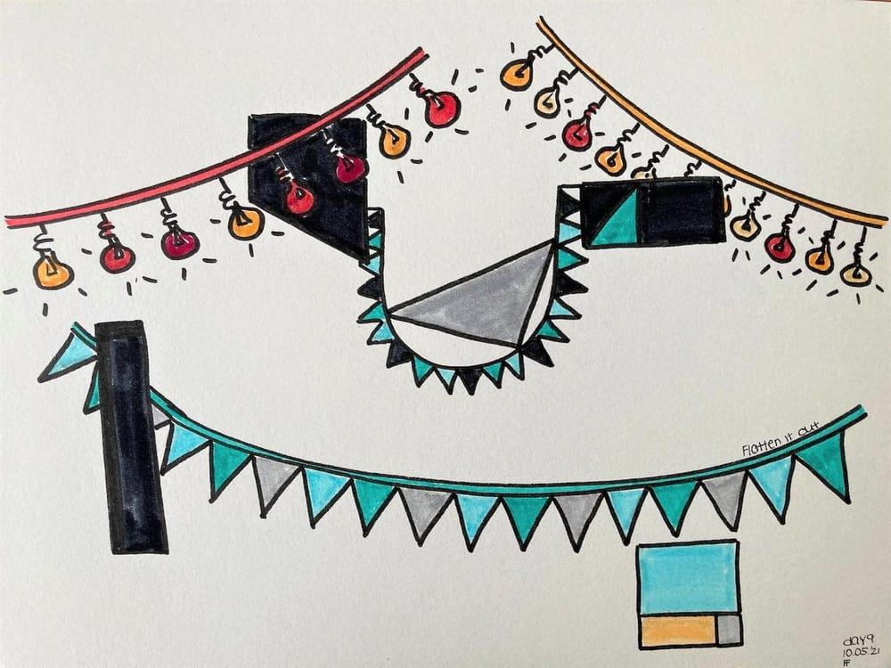 #fearlessartchallenge Jumpstart! - image 9 - student project
