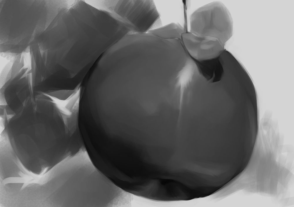 Value study - image 2 - student project