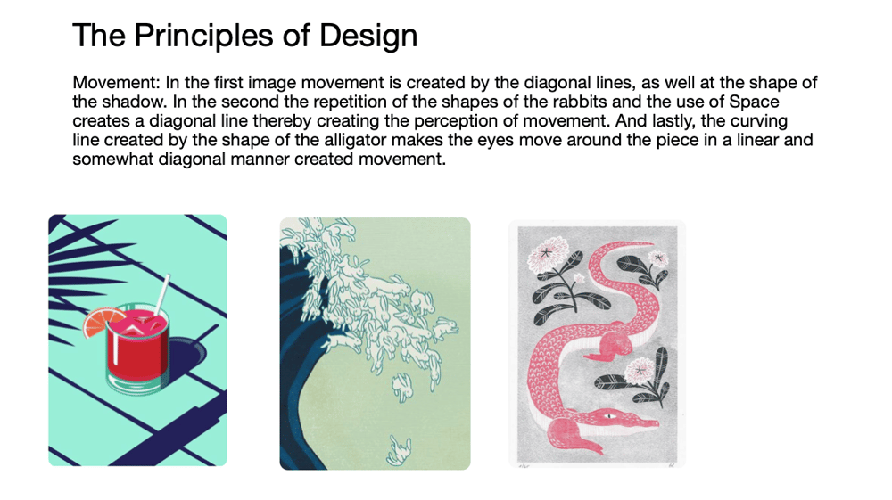 Style Inspiration and Research - Elements and Principles - image 3 - student project