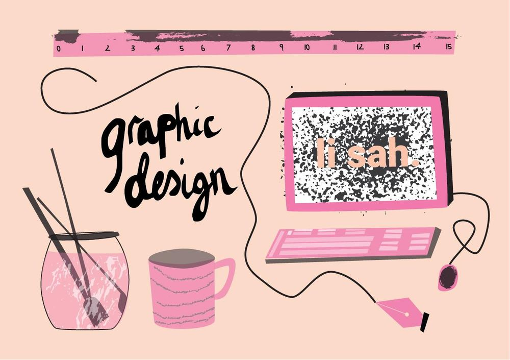 Graphic Design - image 5 - student project