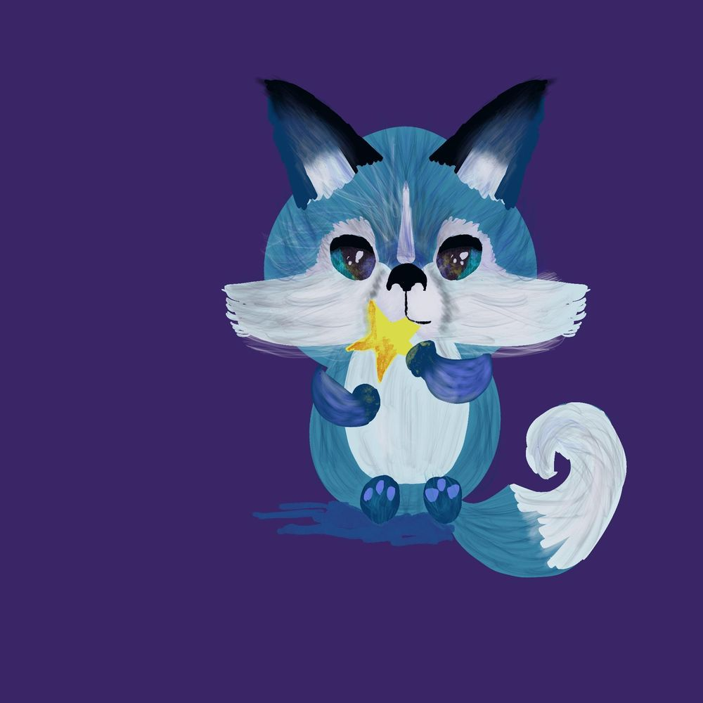 Blue Fox - image 1 - student project