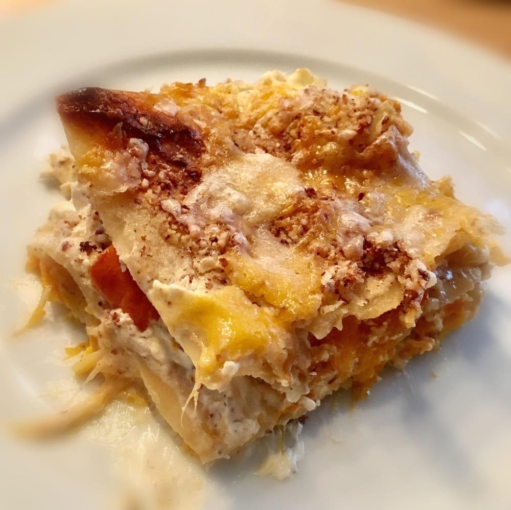 Yummy pumpkin lasagna (version 1) - image 3 - student project