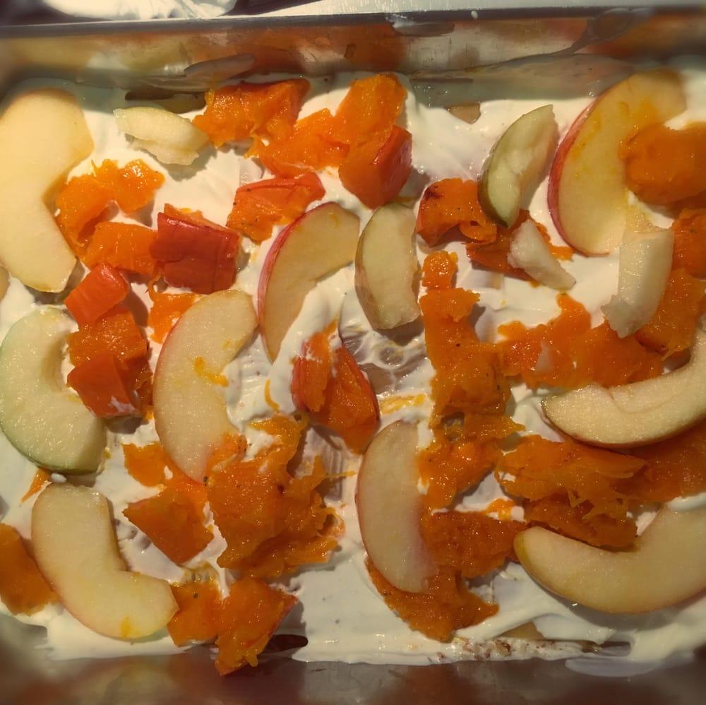 Yummy pumpkin lasagna (version 1) - image 2 - student project