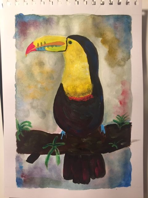 Tucan - image 1 - student project