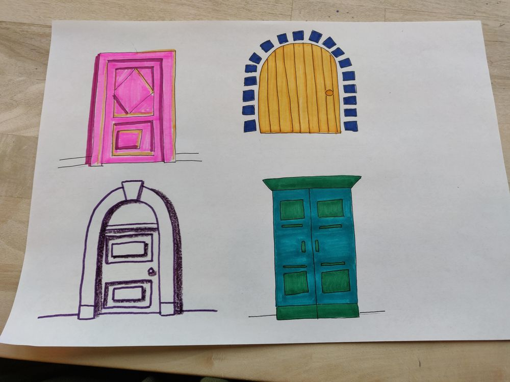 doors! - image 2 - student project