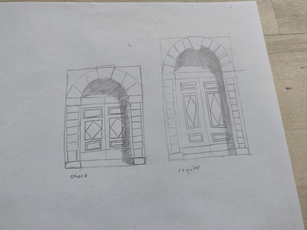 doors! - image 1 - student project