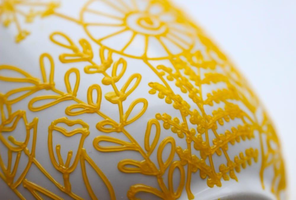 My botanical mug - image 1 - student project