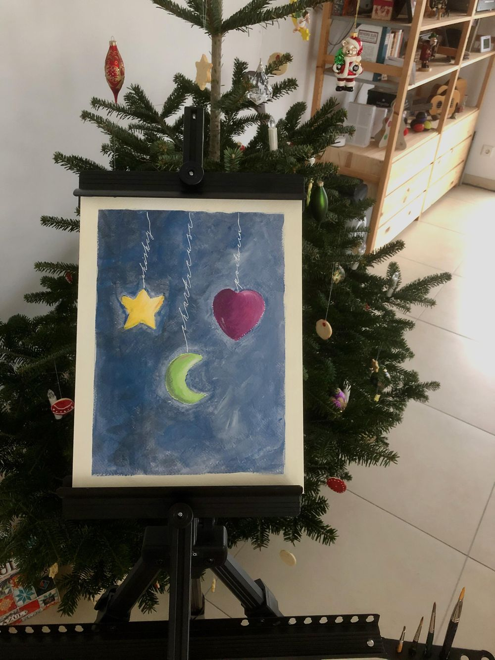 Christmas memory - image 1 - student project
