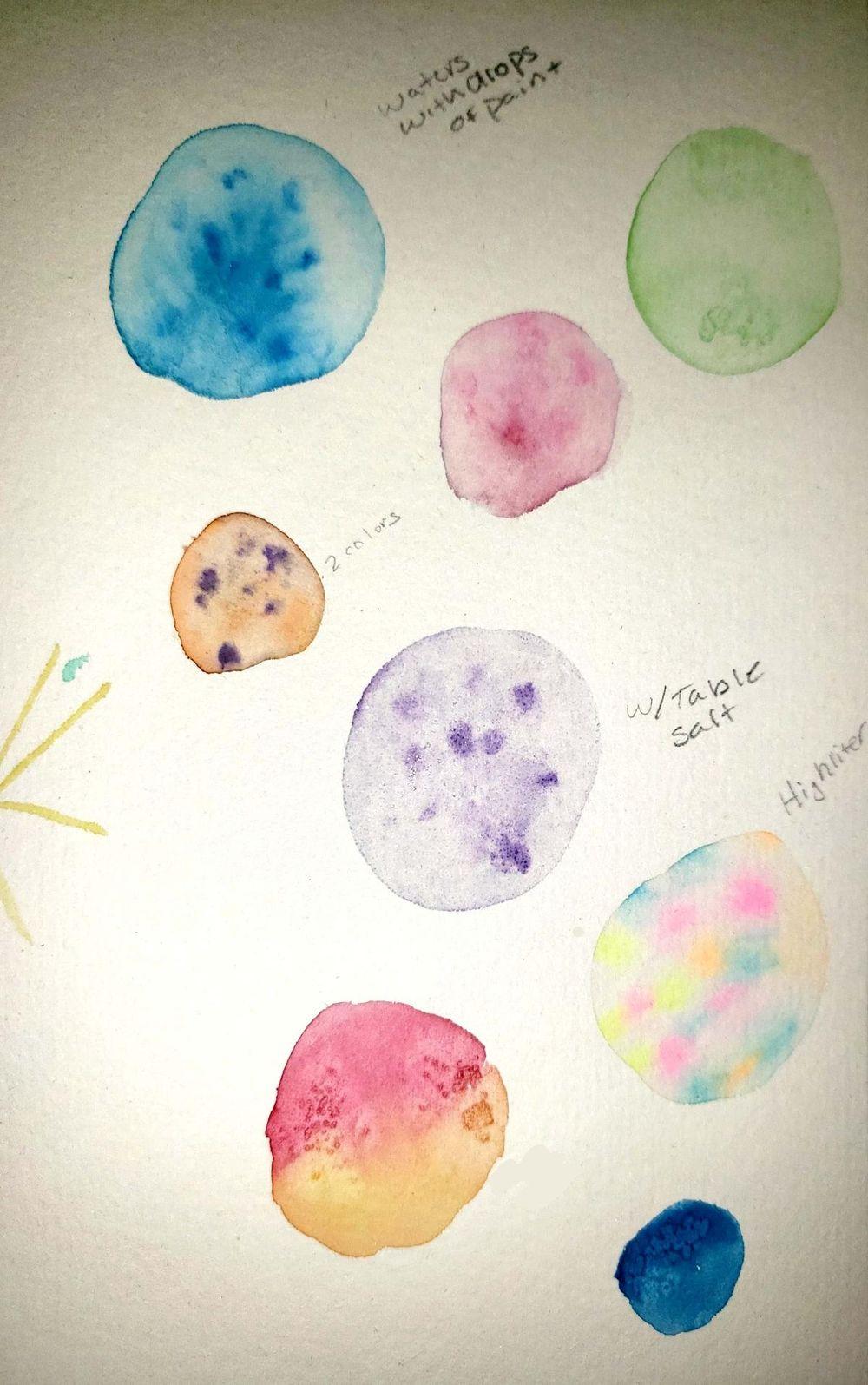 Wonderful Watercolors! - image 6 - student project