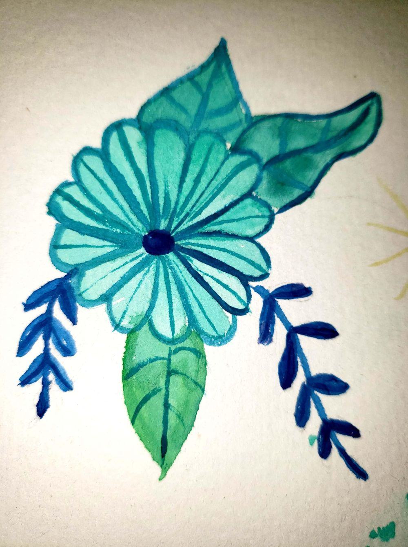 Wonderful Watercolors! - image 2 - student project