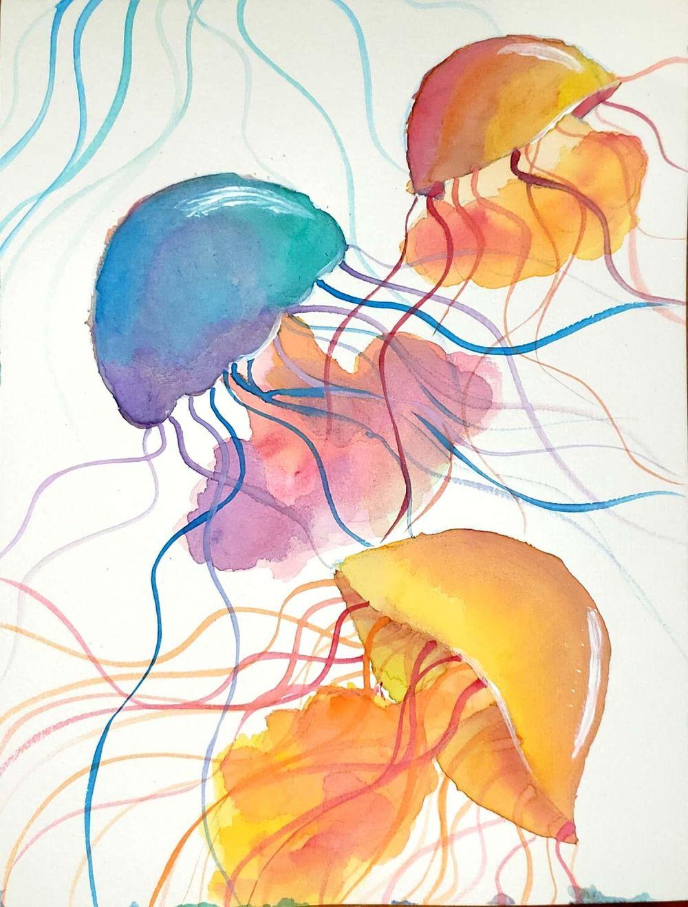 Wonderful Watercolors! - image 3 - student project