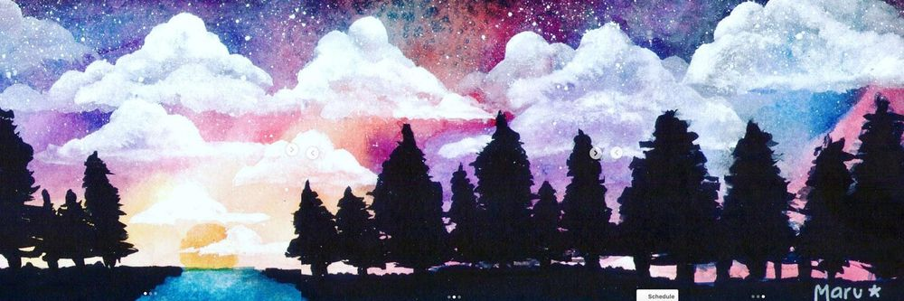I love painting cumulus limbus ! - image 1 - student project