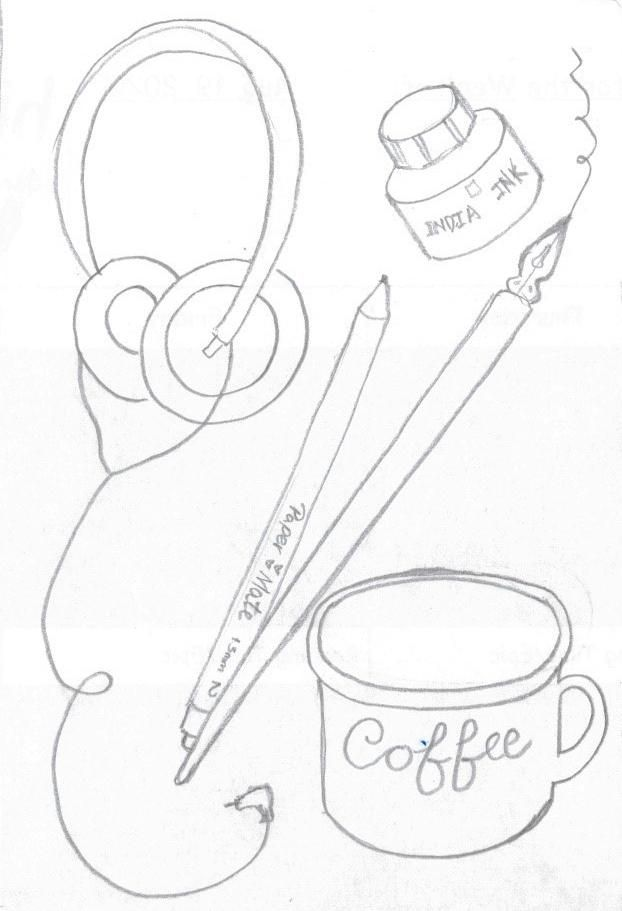 Tools of the Trade for Drawing - image 1 - student project