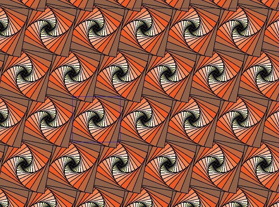 Creating Geometric Patterns - image 1 - student project